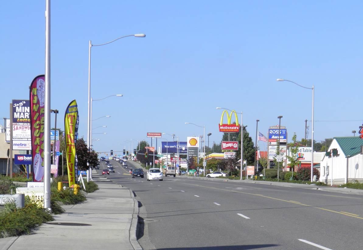 Burien Street Pic
